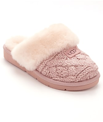 UGG Cozy Cable Knit Slippers