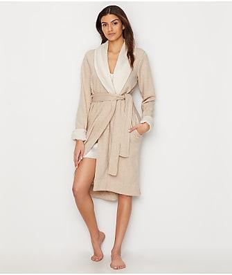 UGG Duffield Shawl Collar Plush Robe