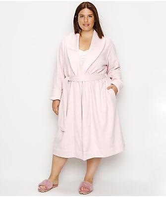 UGG Plus Size Duffield Shawl Collar Plush Robe