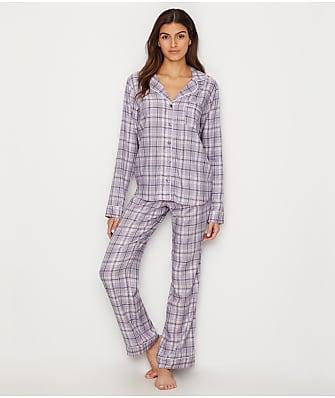 UGG Raven Woven Flannel Pajama Set