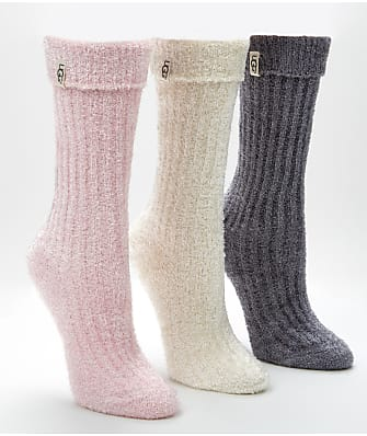 UGG Cozy Sparkle Sock Gift Set