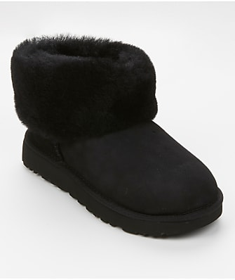 UGG Classic Mini Fluff Boots
