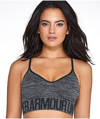 Under Armour Armour® Streaky Heather Wire-Free Sports Bra