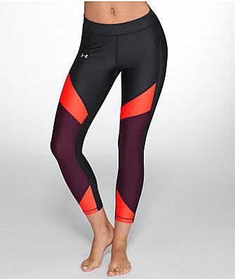 Under Armour UA HeatGear® Color Blocked Ankle Leggings