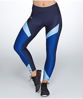 Under Armour UA HeatGear® Color Blocked Ankle Leggings