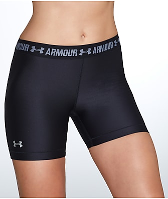 Under Armour UA HeatGear® Armour Middy Shorts