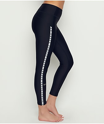 Under Armour Heatgear Vertical Branded Leggings