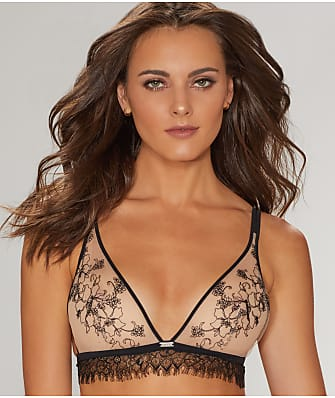 Unveiled by Felina Omnia Triangle Bralette