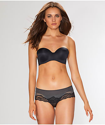 Unveiled by Felina Entre Doux Strapless Push-Up Bra