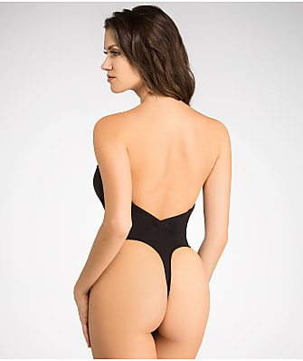a5946c63491bf Va Bien Strapless Low Back Slimming Bodysuit