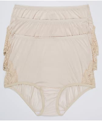 Vanity Fair Lace Nouveau Brief 3-Pack