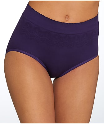 Vanity Fair No Pinch No Show Seamless Brief