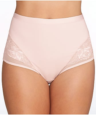 Vanity Fair Smoothing Comfort Lace Brief
