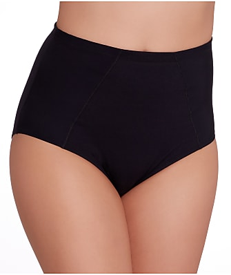 Vanity Fair Cooling Touch Hi-Cut Cotton Brief