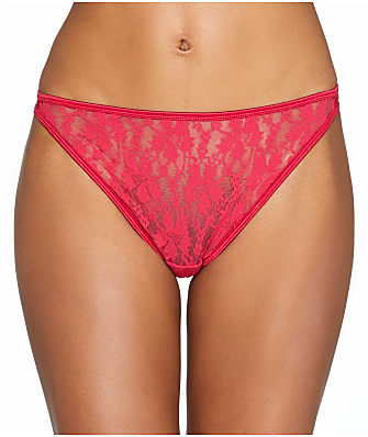 Vanity Fair Illumination Lace String Bikini
