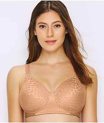 Vanity Fair Beauty Back Full Cup Wire-Free Bra