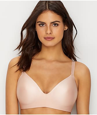 Vanity Fair Nearly Invisible Wire-Free T-Shirt Bra