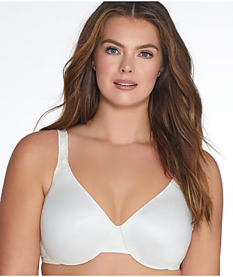 Vanity Fair Comfort Where It Counts 2-Ply Full Figure Bra