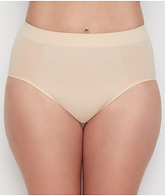 Wacoal Keep Your Cool Shaping Hi-Cut Brief