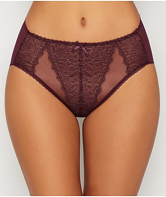 Wacoal Retro Chic Hi-Cut Brief