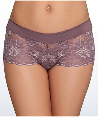 Wacoal Fire And Lace Boyshort