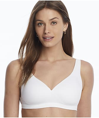 Warner's No Side Effects Wire-Free Back Smoothing T-Shirt Bra