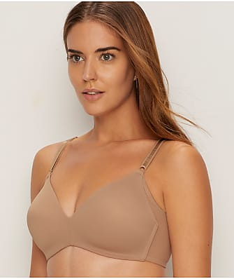 Warner's No Side Effects Breathable Wire-Free T-Shirt Bra