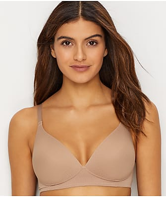 Warner's Breathe Freely Wire-Free T-Shirt Bra