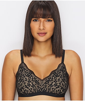Warner's Lace Escape Bralette