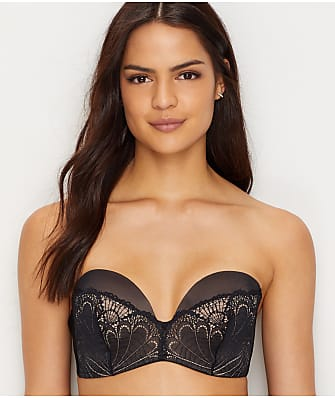 Wonderbra Refined Glamour Push-Up Strapless Bra