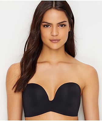 Wonderbra Ultimate Push-Up Strapless Bra