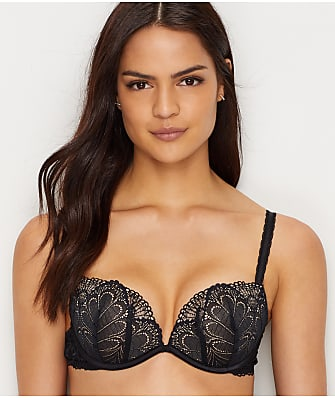 Wonderbra Refined Glamour Balcony Push-Up Bra