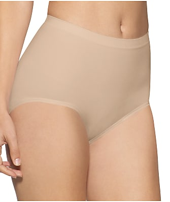 Bali Seamless Brief Firm Control 2-Pack