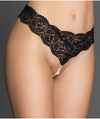 Bracli Paris Collection Double Strand Pearl Thong