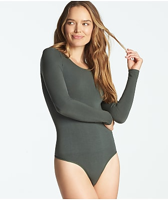 Yummie Seamlessly Shaped Thong Bodysuit