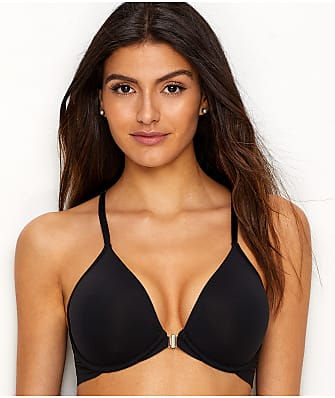 Yummie Ultra-Light Front-Close Wire-Free T-Shirt Bra