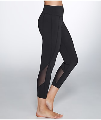 Yummie by Heather Thomson Medium Control 3/4 Cropped Shaping Leggings