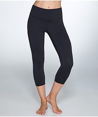 Yummie by Heather Thomson Medium Control Shaping Capri Leggings