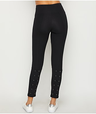 Yummie Medium Control Lace-Up Ankle Leggings
