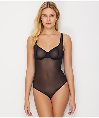 Yummie Seductive High-Leg Medium Control Bodysuit