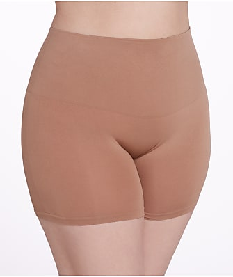 Yummie Plus Size Nina Seamlessly Shaped Shaping Shortie