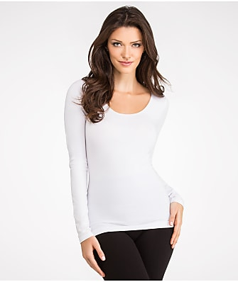 Yummie Karlie Seamlessly Shaped Cotton Everyday Shaping Top