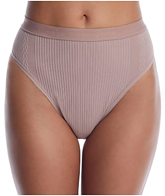 Yummie Gemma Ribbed Smoothing Hi Cut Brief