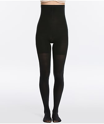 Spanx 20211 Mid Waist Control Tights Spanx Firm Believers Sheer Tights