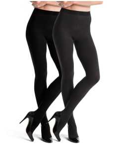 SPANX Tight-End Tights Shaping Reversible Opaque