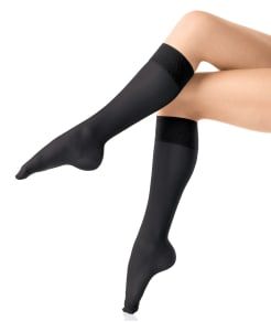 SPANX Hi-Knee Knee Highs Plus Size 2-Pack