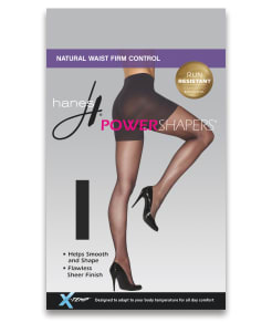 Hanes Power Shapers Firm Control Pantyhose