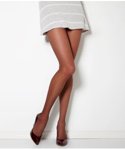 HUE So Silky Sheer Control Top Pantyhose