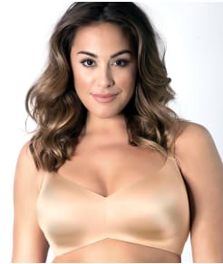Curvy Couture Flawless Smooth Wire-Free T-Shirt Bra