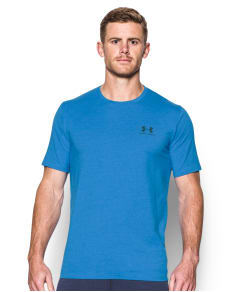 Under Armour HeatGear Charged Cotton T-Shirt